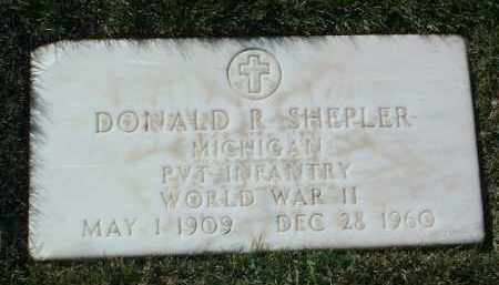 SHEPLER, DONALD REUBEN - Yavapai County, Arizona | DONALD REUBEN SHEPLER - Arizona Gravestone Photos