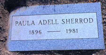 BERTCH SHERROD, PAULA A. - Yavapai County, Arizona | PAULA A. BERTCH SHERROD - Arizona Gravestone Photos