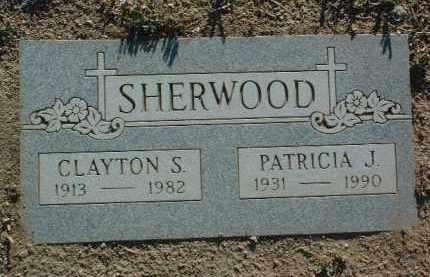 SHERWOOD, CLAYTON S. - Yavapai County, Arizona | CLAYTON S. SHERWOOD - Arizona Gravestone Photos