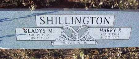 SHILLINGTON, HARRY R. - Yavapai County, Arizona | HARRY R. SHILLINGTON - Arizona Gravestone Photos