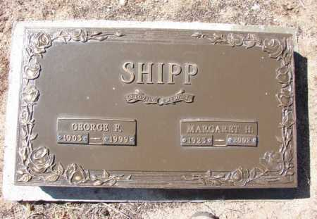SHIPP, MARGARET H. - Yavapai County, Arizona | MARGARET H. SHIPP - Arizona Gravestone Photos