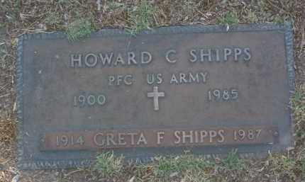 SHIPPS, GRETA FRANCES - Yavapai County, Arizona | GRETA FRANCES SHIPPS - Arizona Gravestone Photos