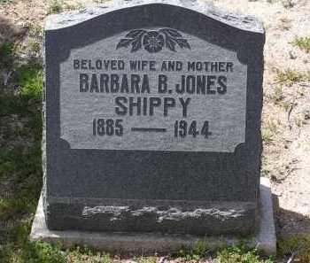 SHIPPY, BARBARA BELLE - Yavapai County, Arizona | BARBARA BELLE SHIPPY - Arizona Gravestone Photos