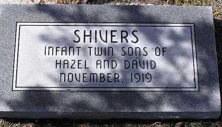 SHIVERS, LLOYD - Yavapai County, Arizona   LLOYD SHIVERS - Arizona Gravestone Photos