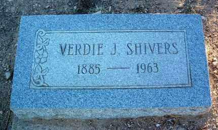 WILSON SHIVERS, VERDA J. - Yavapai County, Arizona   VERDA J. WILSON SHIVERS - Arizona Gravestone Photos