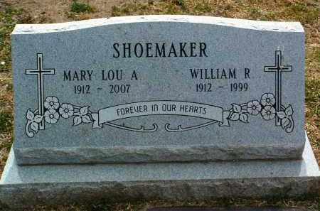 SHOEMAKER, WILLIAM ROSS - Yavapai County, Arizona | WILLIAM ROSS SHOEMAKER - Arizona Gravestone Photos