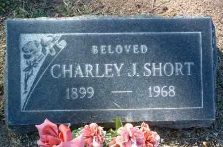 SHORT, CHARLEY JOSEPH - Yavapai County, Arizona | CHARLEY JOSEPH SHORT - Arizona Gravestone Photos