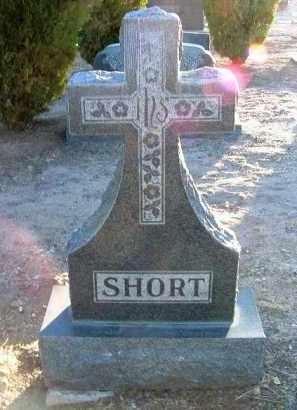 SHORT, FAMILY HEADSTONE - Yavapai County, Arizona   FAMILY HEADSTONE SHORT - Arizona Gravestone Photos