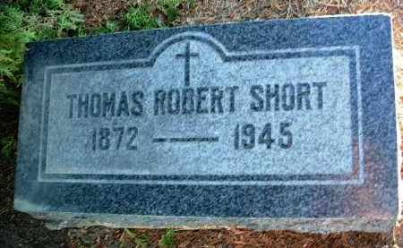SHORT, THOMAS ROBERT - Yavapai County, Arizona | THOMAS ROBERT SHORT - Arizona Gravestone Photos