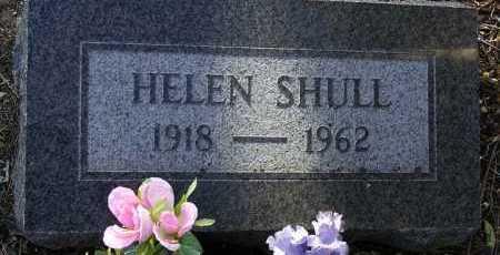 NOTLEY SHULL, HELEN ELIZABETH - Yavapai County, Arizona | HELEN ELIZABETH NOTLEY SHULL - Arizona Gravestone Photos
