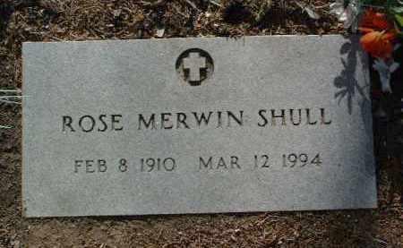 MADERS SHULL, ARIZONA ROSE - Yavapai County, Arizona | ARIZONA ROSE MADERS SHULL - Arizona Gravestone Photos