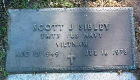 SIBLEY, SCOTT JAY - Yavapai County, Arizona | SCOTT JAY SIBLEY - Arizona Gravestone Photos