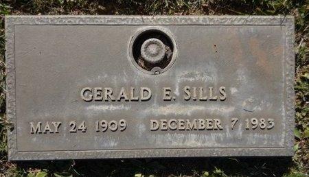 SILLS, GERALD EUGENE - Yavapai County, Arizona | GERALD EUGENE SILLS - Arizona Gravestone Photos