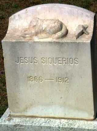 SIQUERIOS, JESUS - Yavapai County, Arizona | JESUS SIQUERIOS - Arizona Gravestone Photos