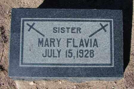 SISTER, MARY ROSE FLAVIA - Yavapai County, Arizona   MARY ROSE FLAVIA SISTER - Arizona Gravestone Photos