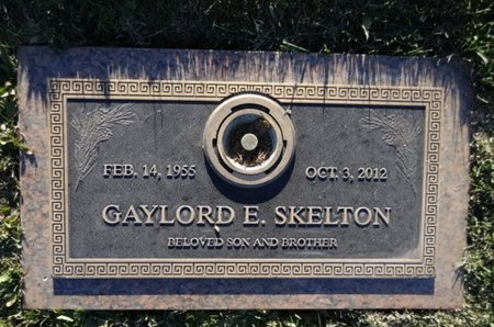 SKELTON, GAYLORD E. - Yavapai County, Arizona | GAYLORD E. SKELTON - Arizona Gravestone Photos