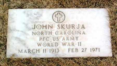SKURJA, JOHN - Yavapai County, Arizona   JOHN SKURJA - Arizona Gravestone Photos