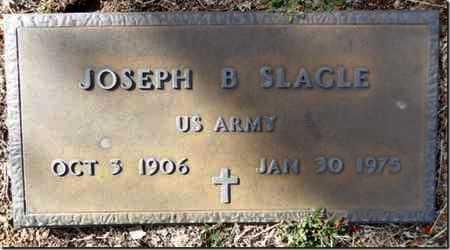 SLAGLE, JOSEPH BURL - Yavapai County, Arizona   JOSEPH BURL SLAGLE - Arizona Gravestone Photos