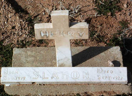 SLAMON, HENRY - Yavapai County, Arizona | HENRY SLAMON - Arizona Gravestone Photos
