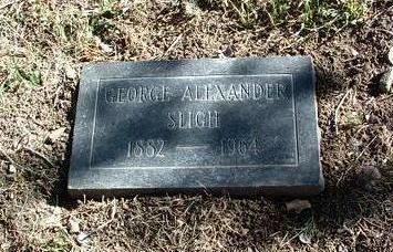 SLIGH, GEORGE ALEXANDER - Yavapai County, Arizona | GEORGE ALEXANDER SLIGH - Arizona Gravestone Photos