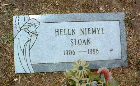 GOEBEL SLOAN, HELEN THERESA - Yavapai County, Arizona | HELEN THERESA GOEBEL SLOAN - Arizona Gravestone Photos