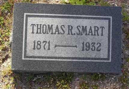 SMART, THOMAS R. - Yavapai County, Arizona   THOMAS R. SMART - Arizona Gravestone Photos