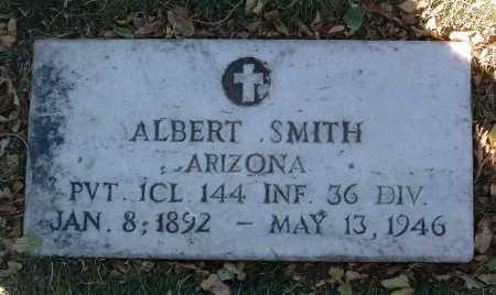 SMITH, ALBERT JACKSON - Yavapai County, Arizona | ALBERT JACKSON SMITH - Arizona Gravestone Photos