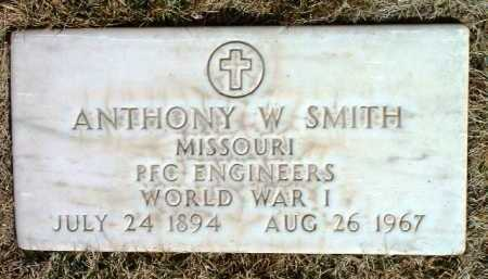 SMITH, ANTHONY W. - Yavapai County, Arizona | ANTHONY W. SMITH - Arizona Gravestone Photos