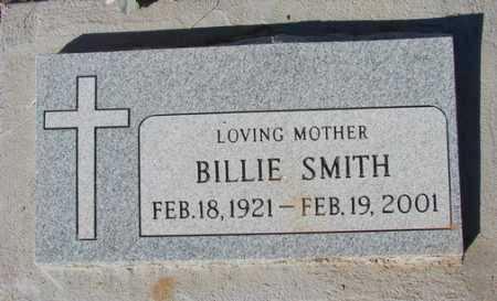SMITH, BILLIE - Yavapai County, Arizona | BILLIE SMITH - Arizona Gravestone Photos