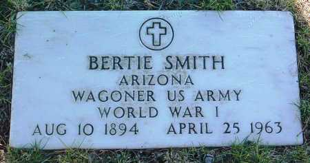SMITH, BERTIE - Yavapai County, Arizona | BERTIE SMITH - Arizona Gravestone Photos