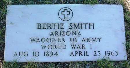 SMITH, BERTIE - Yavapai County, Arizona | BERTIE SMITH - Arizona Gravestone Photos