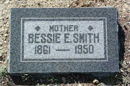 SMITH, BESSIE ELIZABETH - Yavapai County, Arizona   BESSIE ELIZABETH SMITH - Arizona Gravestone Photos