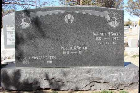 SMITH, BARNABY (BARNEY) H. - Yavapai County, Arizona | BARNABY (BARNEY) H. SMITH - Arizona Gravestone Photos