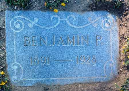 SMITH, BENJAMIN P. - Yavapai County, Arizona | BENJAMIN P. SMITH - Arizona Gravestone Photos