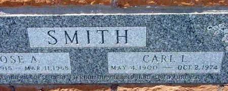 SMITH, CARL L. - Yavapai County, Arizona | CARL L. SMITH - Arizona Gravestone Photos