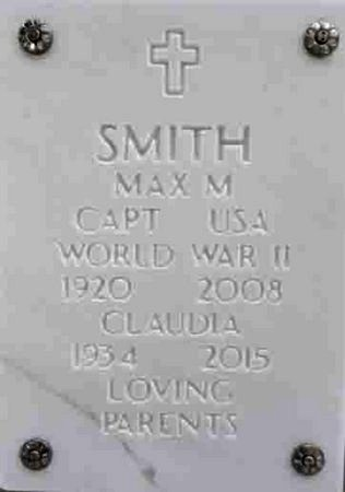 MORRIS SMITH, CLAUDIA E. - Yavapai County, Arizona | CLAUDIA E. MORRIS SMITH - Arizona Gravestone Photos