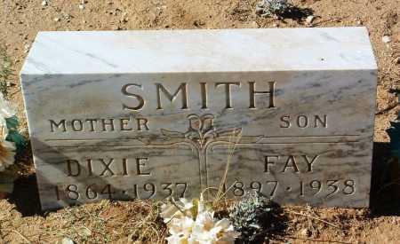 HART SMITH, NINA DIXIE - Yavapai County, Arizona   NINA DIXIE HART SMITH - Arizona Gravestone Photos