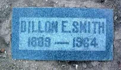 SMITH, DILLON E. - Yavapai County, Arizona | DILLON E. SMITH - Arizona Gravestone Photos