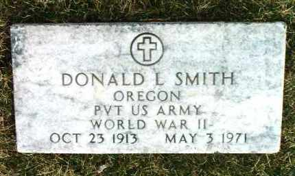 SMITH, DONALD L. - Yavapai County, Arizona | DONALD L. SMITH - Arizona Gravestone Photos
