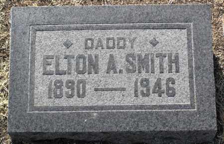 SMITH, ELTON A. - Yavapai County, Arizona | ELTON A. SMITH - Arizona Gravestone Photos