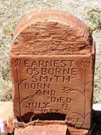 SMITH, EARNEST OSBORNE - Yavapai County, Arizona | EARNEST OSBORNE SMITH - Arizona Gravestone Photos