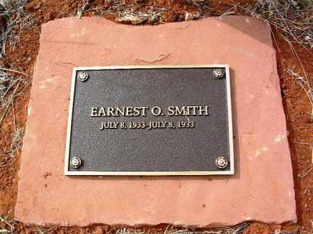 SMITH, ERNEST O. - Yavapai County, Arizona | ERNEST O. SMITH - Arizona Gravestone Photos