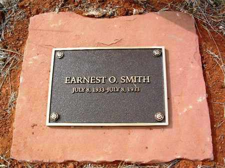 SMITH, ERNEST O. - Yavapai County, Arizona | ERNEST O. SMITH - Arizona Gravestone Photos