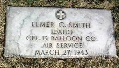 SMITH, ELMER C. - Yavapai County, Arizona   ELMER C. SMITH - Arizona Gravestone Photos