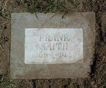 SMITH, FRANK - Yavapai County, Arizona | FRANK SMITH - Arizona Gravestone Photos
