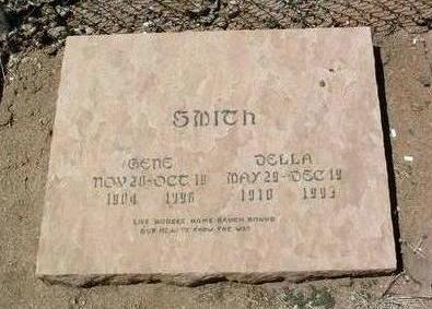 SMITH, GENE - Yavapai County, Arizona | GENE SMITH - Arizona Gravestone Photos