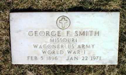 SMITH, GEORGE F. - Yavapai County, Arizona | GEORGE F. SMITH - Arizona Gravestone Photos