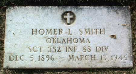 SMITH, HOMER L. - Yavapai County, Arizona | HOMER L. SMITH - Arizona Gravestone Photos