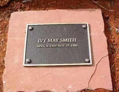 SMITH, IVY MAY - Yavapai County, Arizona | IVY MAY SMITH - Arizona Gravestone Photos