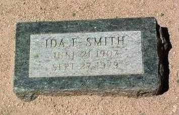 EASTON SMITH, IDA E. - Yavapai County, Arizona   IDA E. EASTON SMITH - Arizona Gravestone Photos